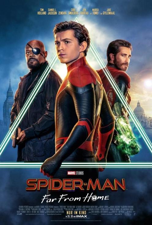 Spider-Man: Far From Home 2D DE