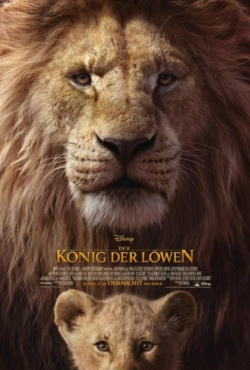 Der König der Löwen 2D DE