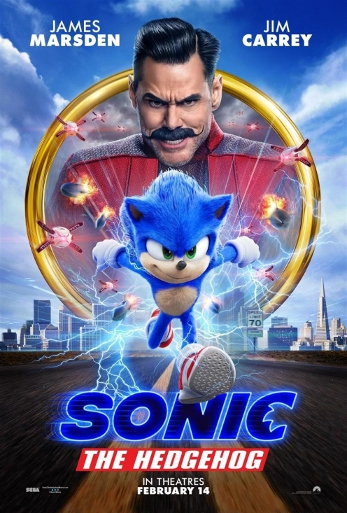Sonic the Hedgehog (2D DE)