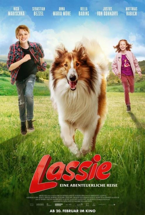 Lassie - Eine abenteuerliche Reise (2D DE)
