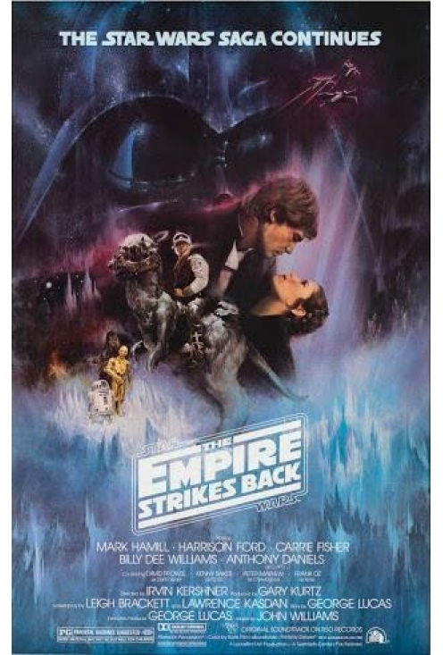 Star Wars: Episode V - The Empire Strikes Back (2D EN sans sous-titres)