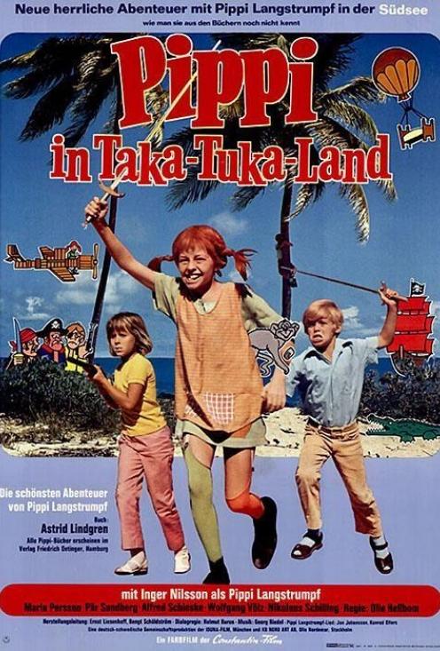 Pippi in Taka-Tuka-Land (2D DE)