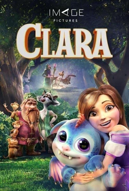 Clara und der magische Drache (DE)