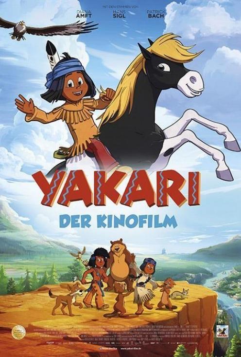 Yakari - Der Kinofilm (DE)