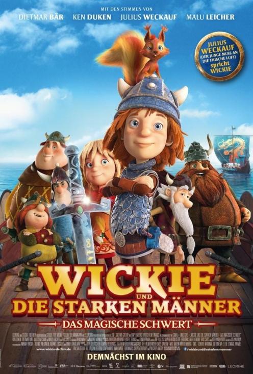 Wickie und die starken Männer - Das magische Schwert (DE)