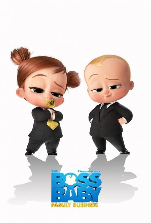 Boss Baby 2 - Schluss mit Kindergarten (DE)